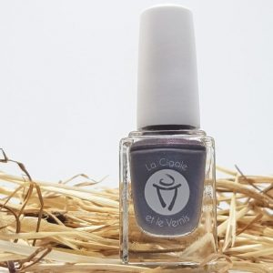 Vernie par LCLV ! La Bise, vernis de la Collection La Fable